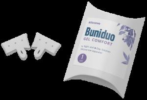 Buniduo Gel Comfort - auf dem krummen Zeh - inhaltsstoffe- test - comments