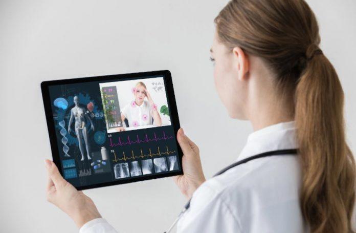 Die Telemedizin-Dienste Elemente der Medizin Heilungsportal