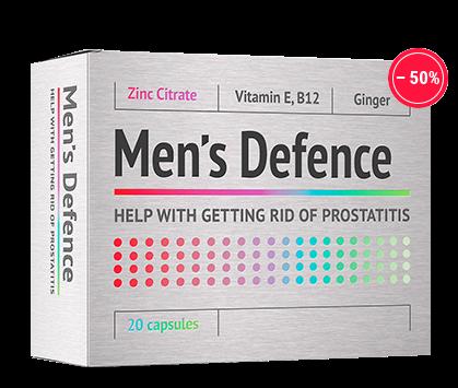 Mens Defence - für die Potenz - test - Nebenwirkungen - Amazon