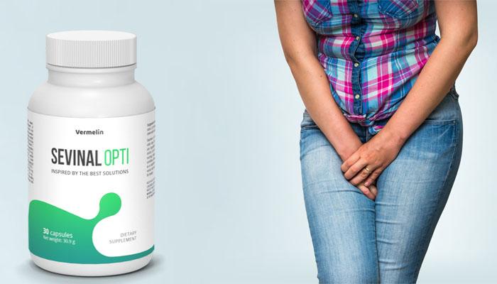 Sevinal opti - Harninkontinenzprobleme - inhaltsstoffe - erfahrungen - anwendung