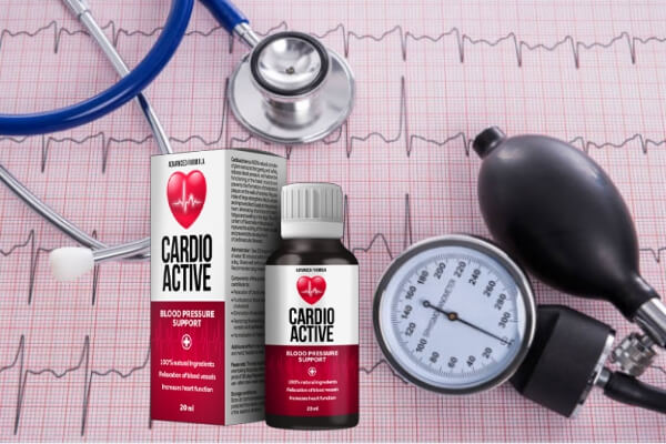 CardioActive – für Bluthochdruck - test – Bewertung – Amazon