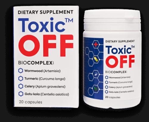 Toxic Off - gegen Parasiten - anwendung - Bewertung - comments