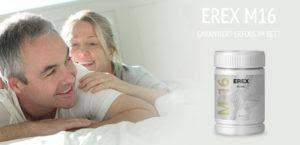 Erex m16 - für die Potenz - inhaltsstoffe - erfahrungen - anwendung
