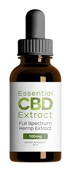 Essential CBD Extract - inhaltsstoffe - anwendung