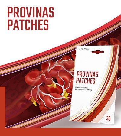 Provinas Patches – für Bluthochdruck - bestellen – preis – anwendung