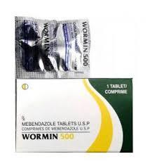 Wormin - gegen Parasiten - kaufen - Deutschland - in apotheke