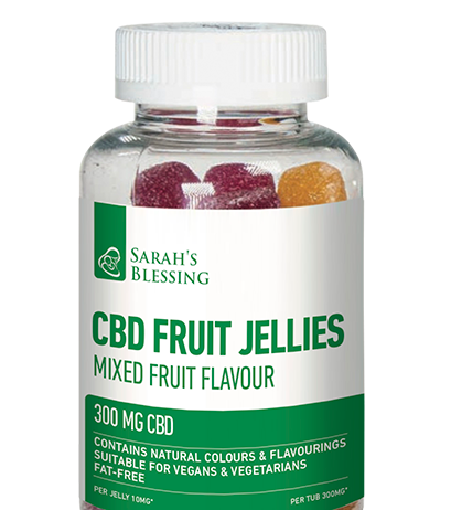 Sarah's Blessing Cbd Fruit Gummies - Deutschland - comments - anwendung