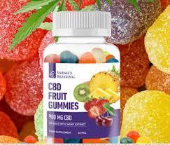 Sarah's Blessing CBD Fruit Gummies Oil - Kaufen - Erfahrungen- Test - Apotheke - Bewertung - Preis