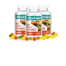 UltraXmed CBD Gummies