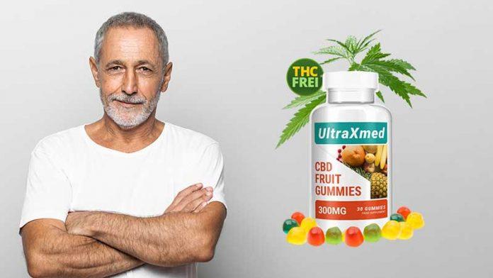 Ultraxmed CBD-Fruchtgummis - anwendung - inhaltsstoffe - erfahrungsberichte - bewertungen