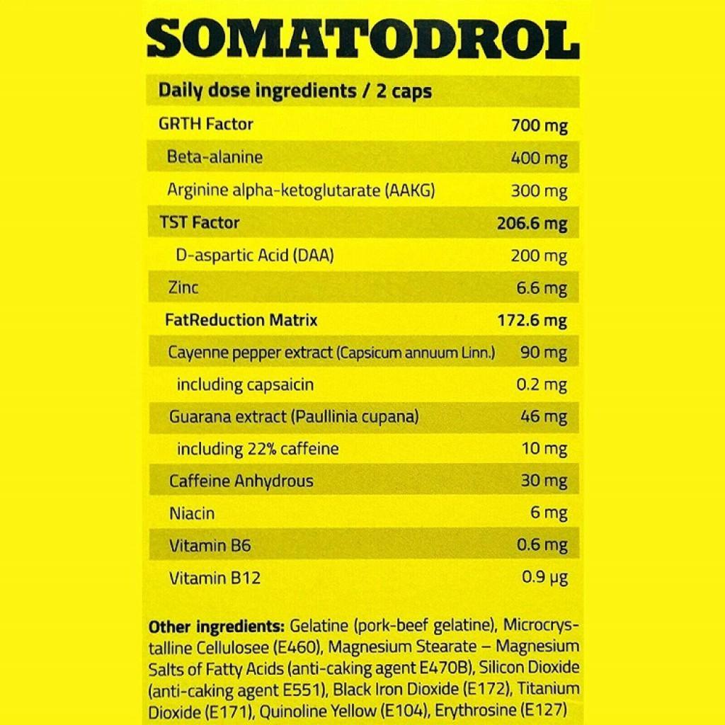 Somatodrol - bei Amazon - forum - bestellen - preis