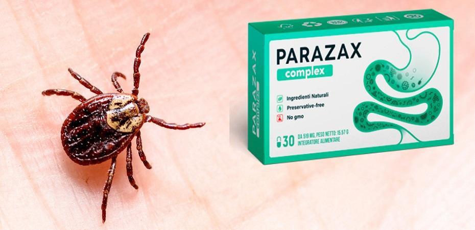 Parazax Complex - Kapseln - Erfahrungen - Bewertung - Test - Stiftung Warentest
