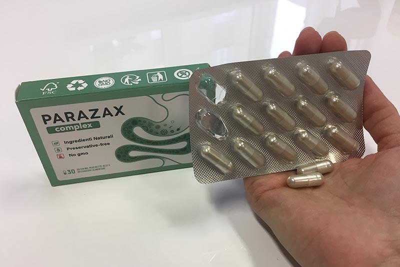 Parazax Complex review
