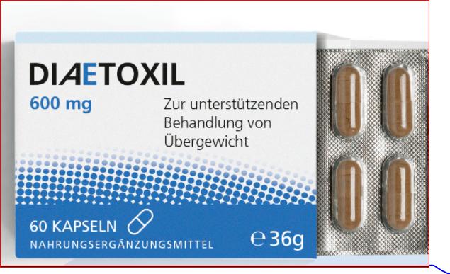 Diaetoxil - bestellen - bei Amazon - forum - preis